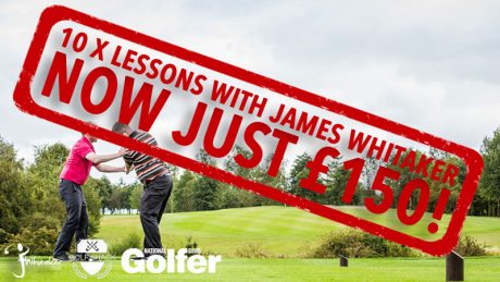 LIMITED HALF PRICE lesson packages with James Whitaker